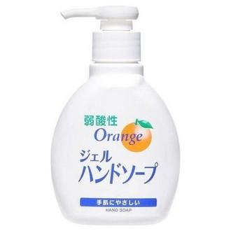 Rocket Soap, Жидкое мыло Orange, 200 мл