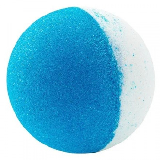 TURANICA, Бомбочка для ванны «Голубая лагуна», 120 г