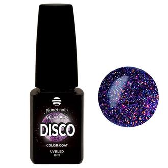 Гель-лак Planet Nails Disco №157