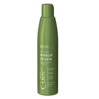 Estel, Бальзам Curex Volume объем для жирных волос, 250 мл