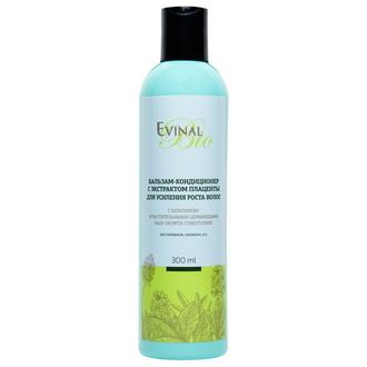 Evina Biol, Бальзам-кондиционер для усиления роста волос, 300 мл