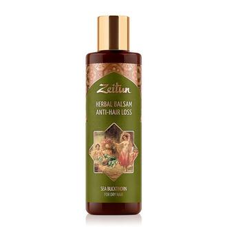 Zeitun, Фитобальзам против выпадения волос, 200 мл