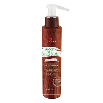 Lovien Essential, Масло-эликсир для волос «Ультра блеск», 160 мл