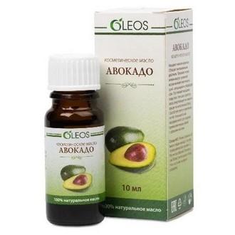 OLEOS, Косметическое масло «Авокадо», 10 мл
