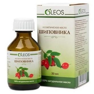 OLEOS, Косметическое масло «Шиповника», 30 мл