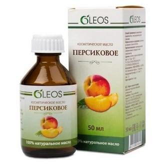 OLEOS, Косметическое масло «Персиковое», 50 мл