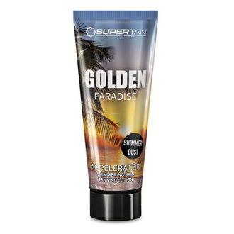 Supertan, Крем для загара Golden Paradise, 200 мл