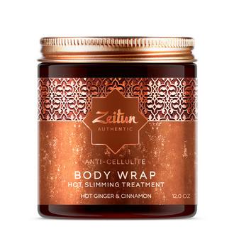 Zeitun, Антицеллюлитная маска для тела Authentic, 250 мл (УЦЕНКА)