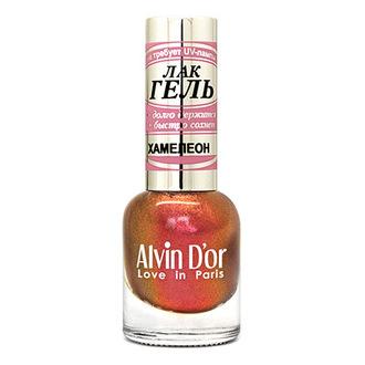 Alvin D'or, Лак-гель «Хамелеон» №4016