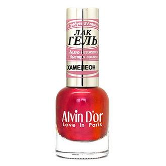 Alvin D'or, Лак-гель «Хамелеон» №4021