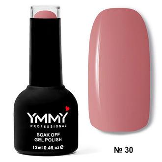 Гель-лак YMMY Professional «Ванильные облака» №030