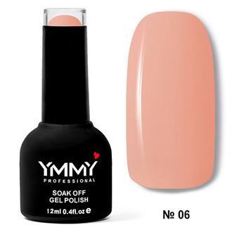 Гель-лак YMMY Professional «Нюд и камуфляж» №006