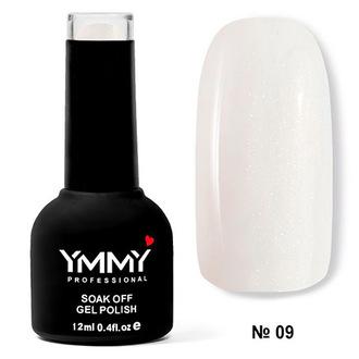Гель-лак YMMY Professional «Жемчужное ожерелье» №009