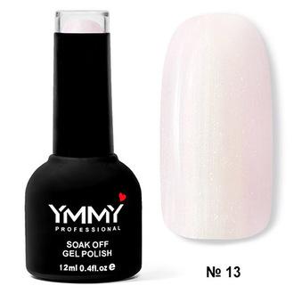 Гель-лак YMMY Professional «Жемчужное ожерелье» №013