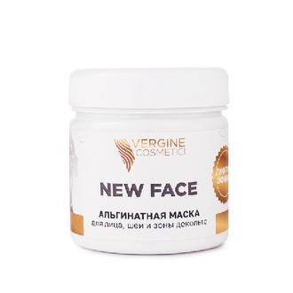 VERGINE Cosmetici, Маска для лица New Face «Лифтинг-эффект»