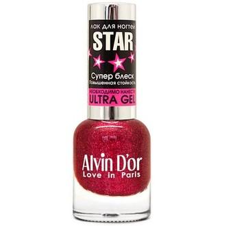 Alvin D'or, Лак Star №6120