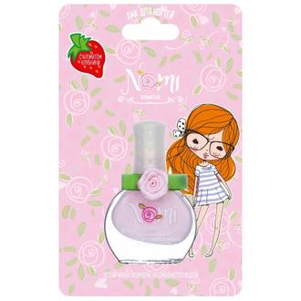 Nomi, Детский лак для ногтей №11, розовая мечта, 7 мл