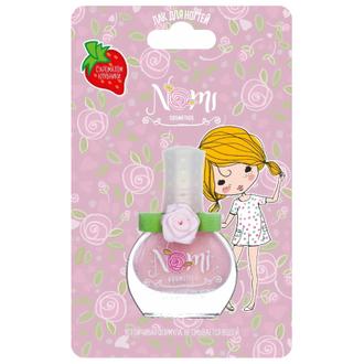 Nomi, Детский лак для ногтей №12, розовый жемчуг, 7 мл