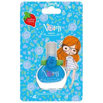 Nomi, Детский лак для ногтей №23, синее море?, 7 мл