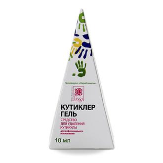 Livsi, Кутиклер-гель, в пирамидке, 10 мл