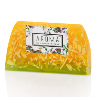 Aroma Home & Spa Therapy, Мыло Sweet Melon, 100 г