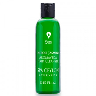 Spa Ceylon, Шампунь для волос «Нероли и жасмин», 250 мл