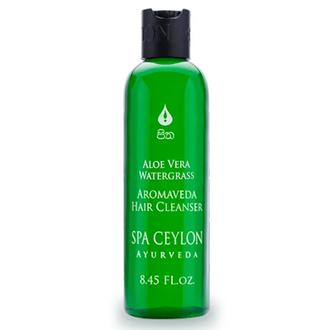 Spa Ceylon, Шампунь для волос «Алоэ вера и водоросли», 250 мл