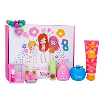 Nomi, Набор косметики для девочек Beauty Box Lux №04