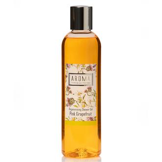 Aroma Home & Spa Therapy, Гель для душа Pink Grapefruit, 260 г