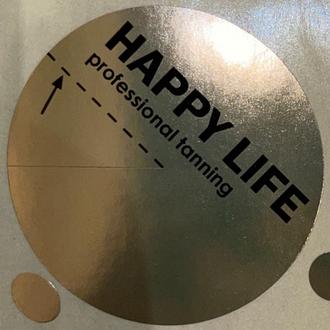 Australian Gold, Стикини Happy Life, 100 шт.