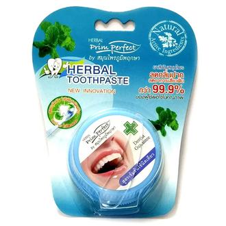 Prim Perfect, Зубная паста Herbal, в блистере, 25 г