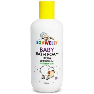 Bonwelly, Пена для ванны «Сладкий сон», 300 мл