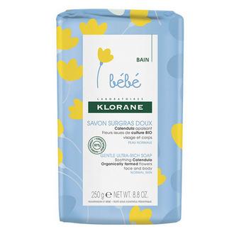 Klorane, Детское мыло Bebe, 250 г
