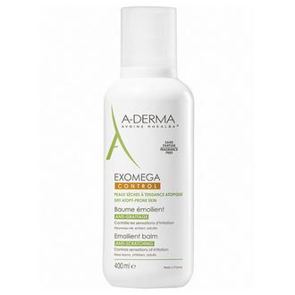 A-Derma, Бальзам для лица и тела Exomega Control, 400 мл