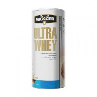 Maxler, Протеин Ultra Whey, молочный шоколад, 450 г