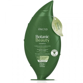Amend, Шампунь для волос Botanic Beauty, 250 мл