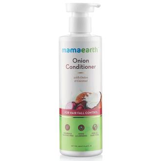 MamaEarth, Кондиционер для ускорения роста волос Onion Oil, 250 мл