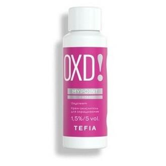 Tefia, Крем-окислитель для окрашивания волос OXD 1,5%/5 Vol, 60 мл