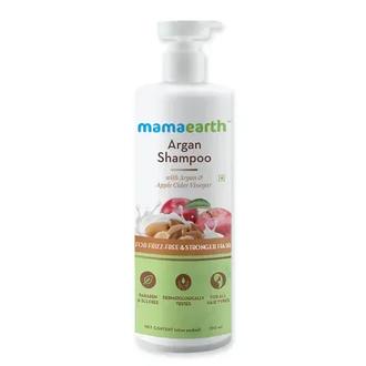 MamaEarth, Шампунь для вьющихся волос Argan, 250 мл