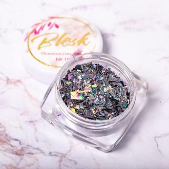 Blesk, Дизайн для ногтей «Осколки стекляруса» №11