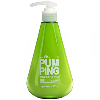Perioe, Зубная паста Breath Care Pumping, 285 г