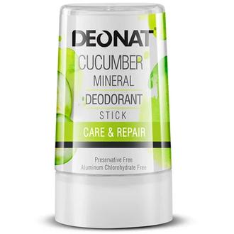 Deonat, Минеральный дезодорант Cucumber, 40 г