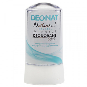 Deonat, Минеральный дезодорант Crystal, 60 г