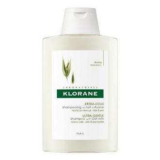 Klorane, Шампунь для волос, с молочком овса, 200 мл (УЦЕНКА)