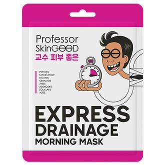 Professor SkinGOOD, Маска для лица Express Drainage, 1 шт.