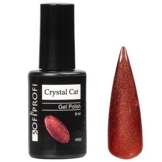Гель-лак SOFIPROFI Crystal Cat №062