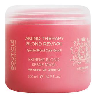 Bouticle, Маска для волос Extreme Blond Repair, 500 мл