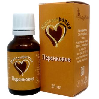 Маслотерапия, Персиковое масло, 25 мл