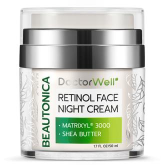 DoctorWell, Ночной крем для лица Beautonica, 50 мл