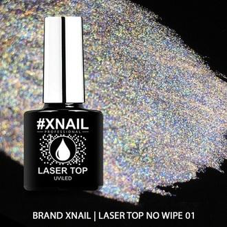 Xnail, Топ для гель-лака Laser №1